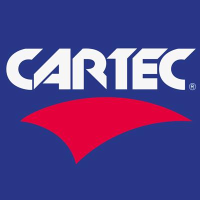 Logo Cartec autopoetsmiddelen