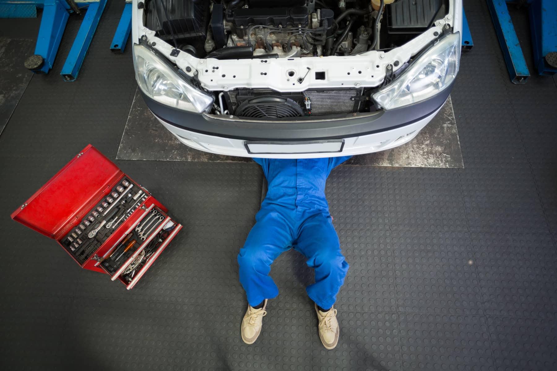 Auto reparatie bij Car Cleaning Andelst